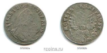 6 грошей 1760 года
