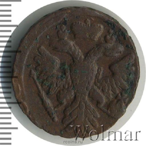 Денга 1741 года