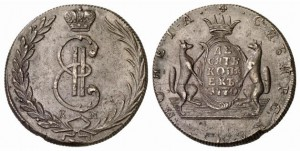 10 копеек 1770 года
