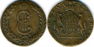 10 копеек 1776 года