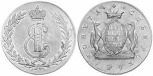 5 копеек 1764 года