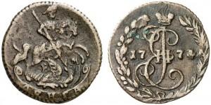 Денга 1774 года