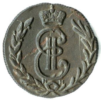 Денга 1778 года