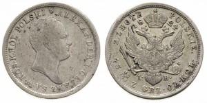 10 злотых 1820 года