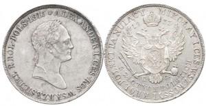 5 злотых 1833 года