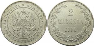 2 марки 1906 года